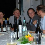 Désirée Eser, Dirk Würtz, Alex Jung und Christian Ress